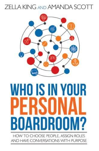 Dr Zella King publishes new book 'Who is in your Personal Boardroom?'