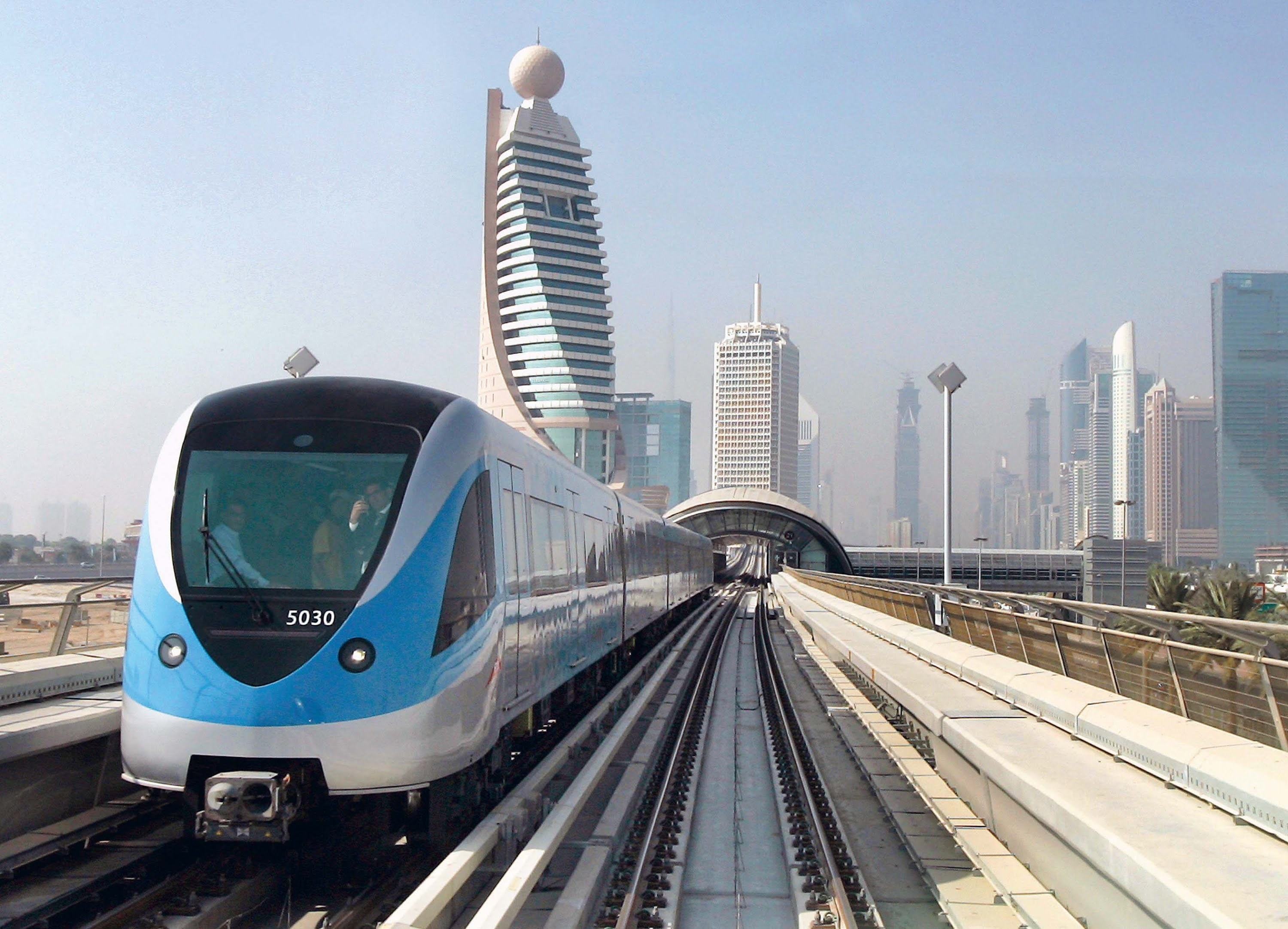 Multidisciplinary team carry out research on economic impact of Dubai Metro