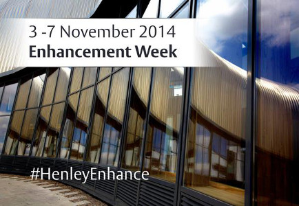 First ever Enhancement Week receives fantastic reception
