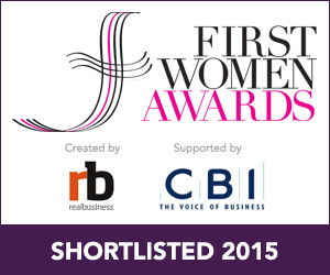Helen Gammons shortlisted for the First Women Awards