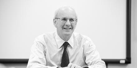 Gavin Oldham OBE