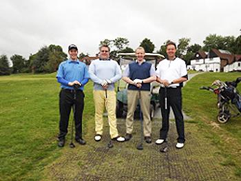 Henley Alumni Golf Challenge 2013