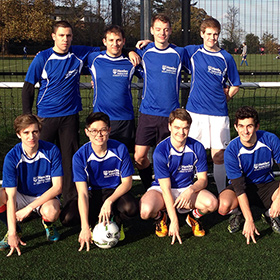 Henley Business School Football Tournament