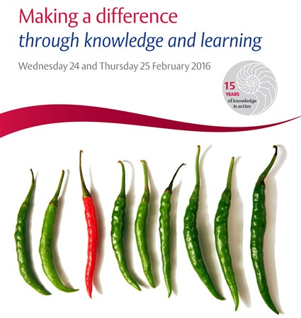 Henley Forum Conference, 24-25 February 2016   - Making a difference