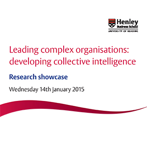 Henley Forum Research Showcase