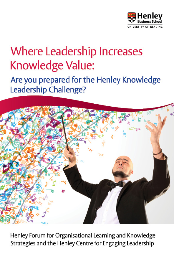 Henley Knowledge Leadership Challenge
