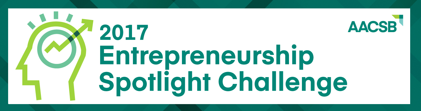 Henley Centre for Entrepreneurship is honoured by AACSB in the 2017 Spotlight Challenge