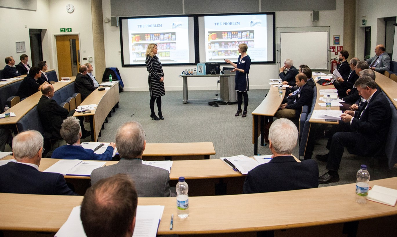 Henley Business Angels kicks off with its inaugural Company Presentations Event