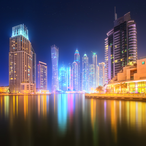 IDP Fair, Abu Dhabi, MBA