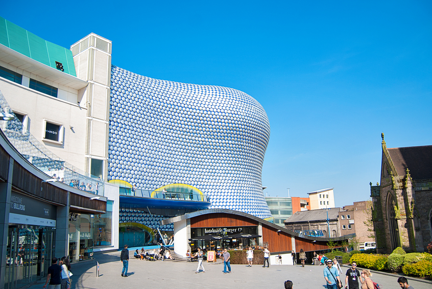 Find A Masters - Birmingham