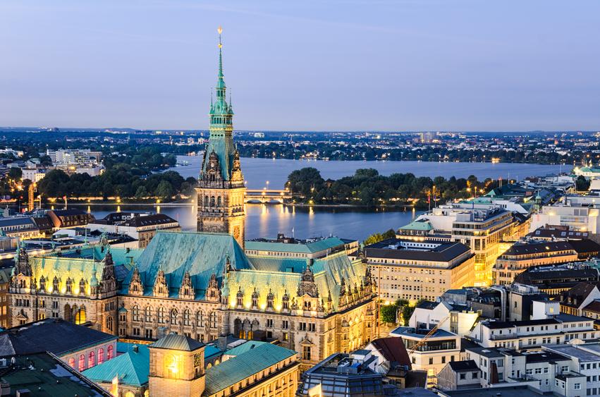 Master and More Fair, Hamburg