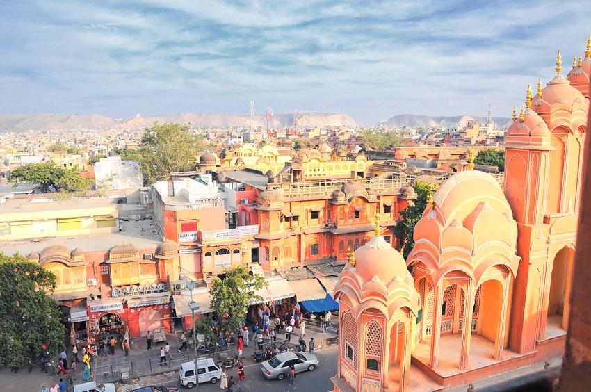 MBA Agent Visits, Jaipur