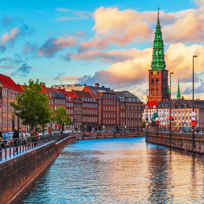 QS World Grad School Tour - Copenhagen, Denmark