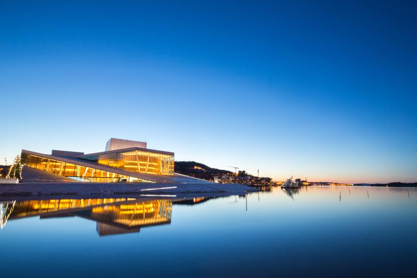 QS World Grad School Tour - Oslo, Norway