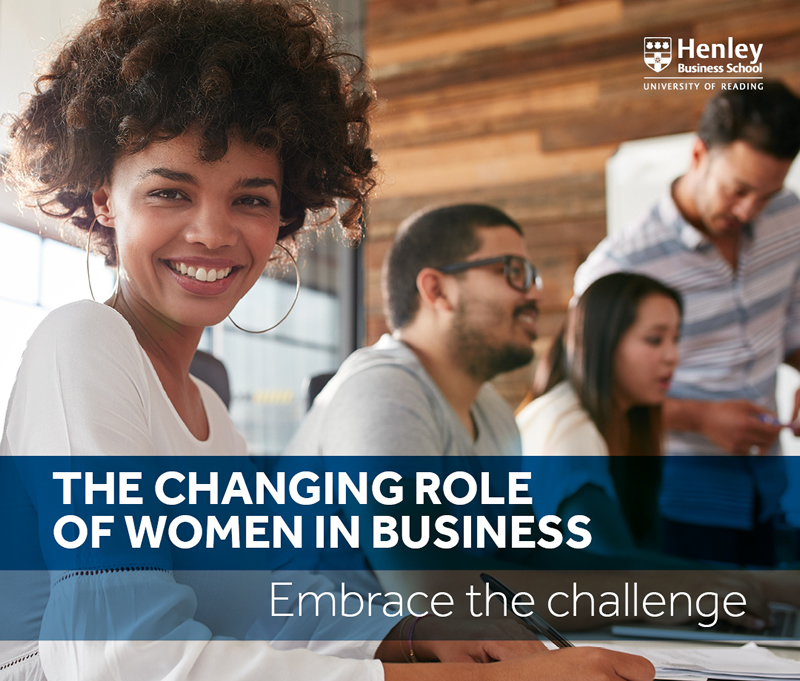 The Changing Role of Women in Business