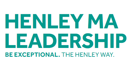 Henley MA Leadership Scholarship Competition 2017