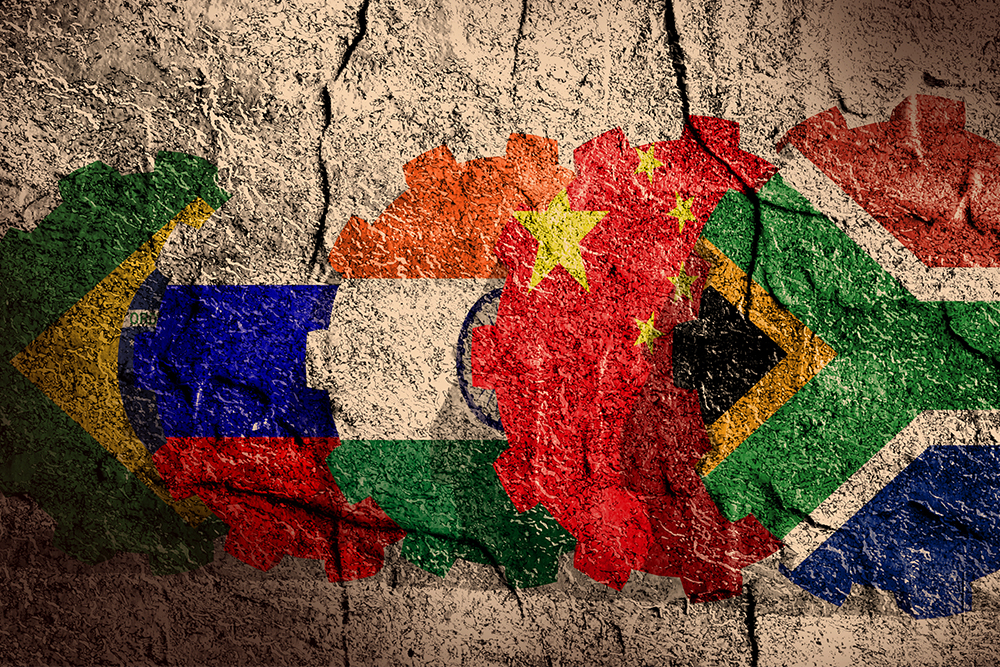 Competition or co-operation amongst the BRICS?