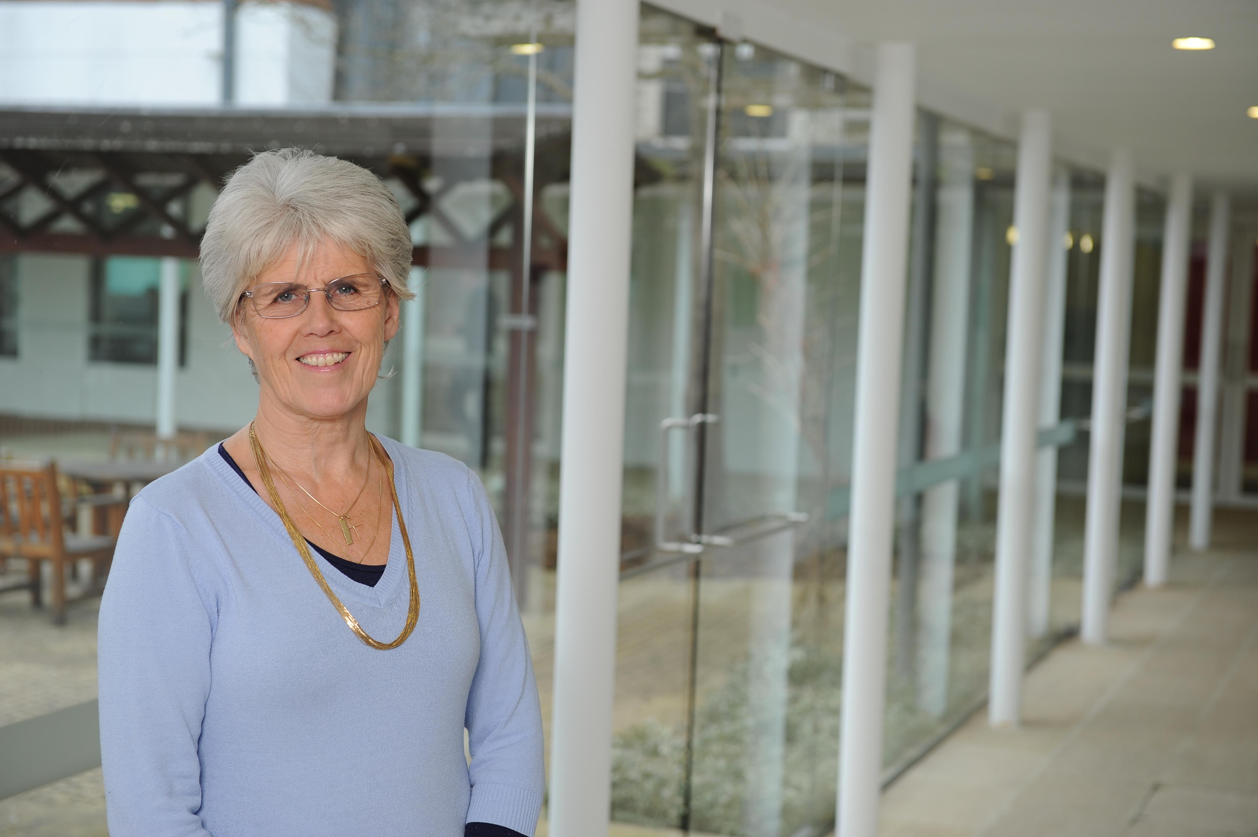 Professor Jane McKenzie