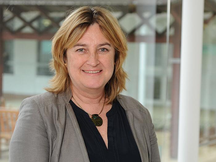 Professor Patricia Bossons