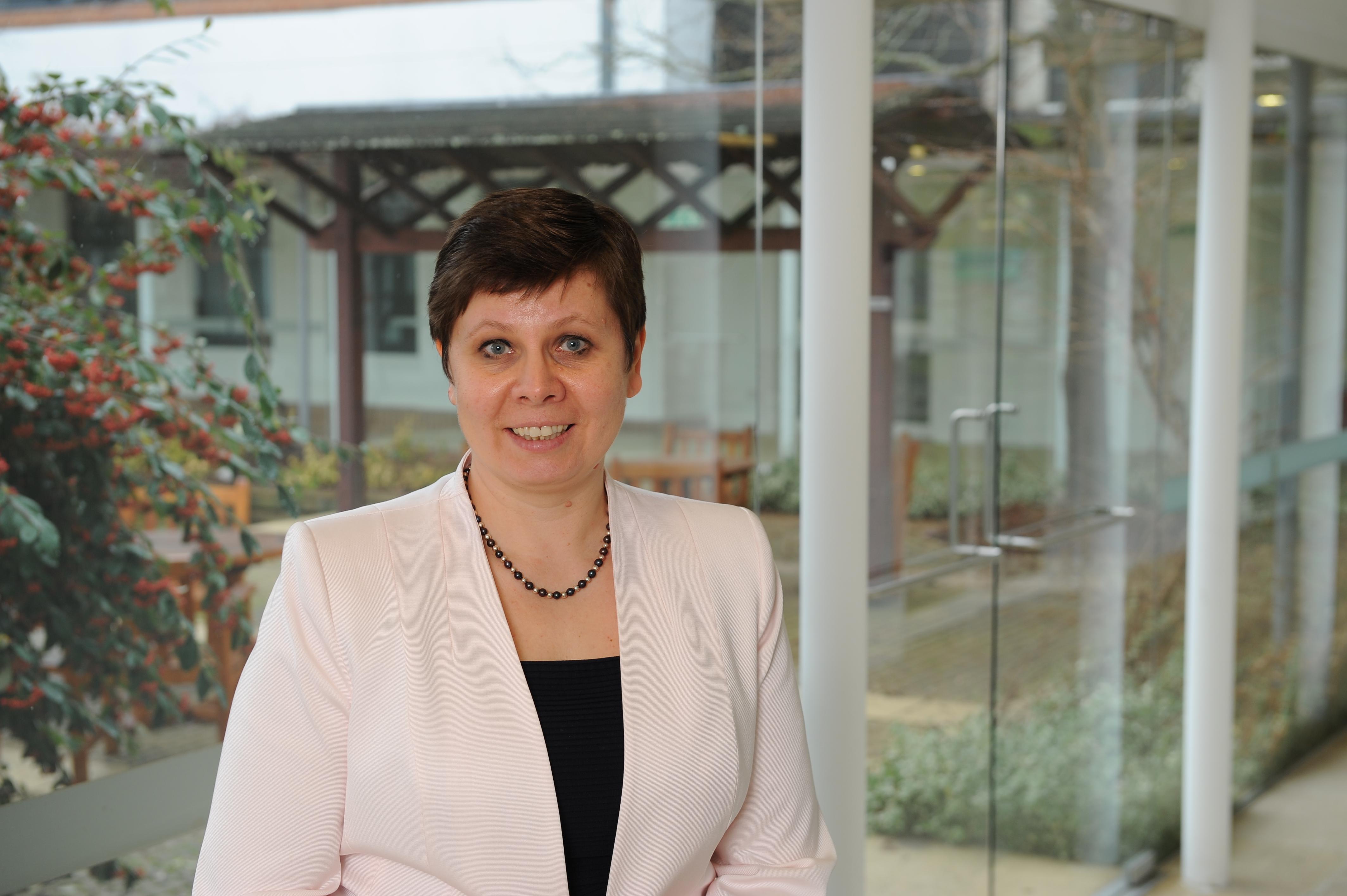 Professor Yelena Kalyuzhnova