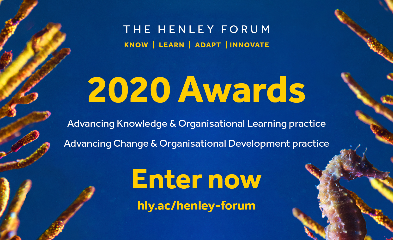The Henley Forum 2020 Awards
