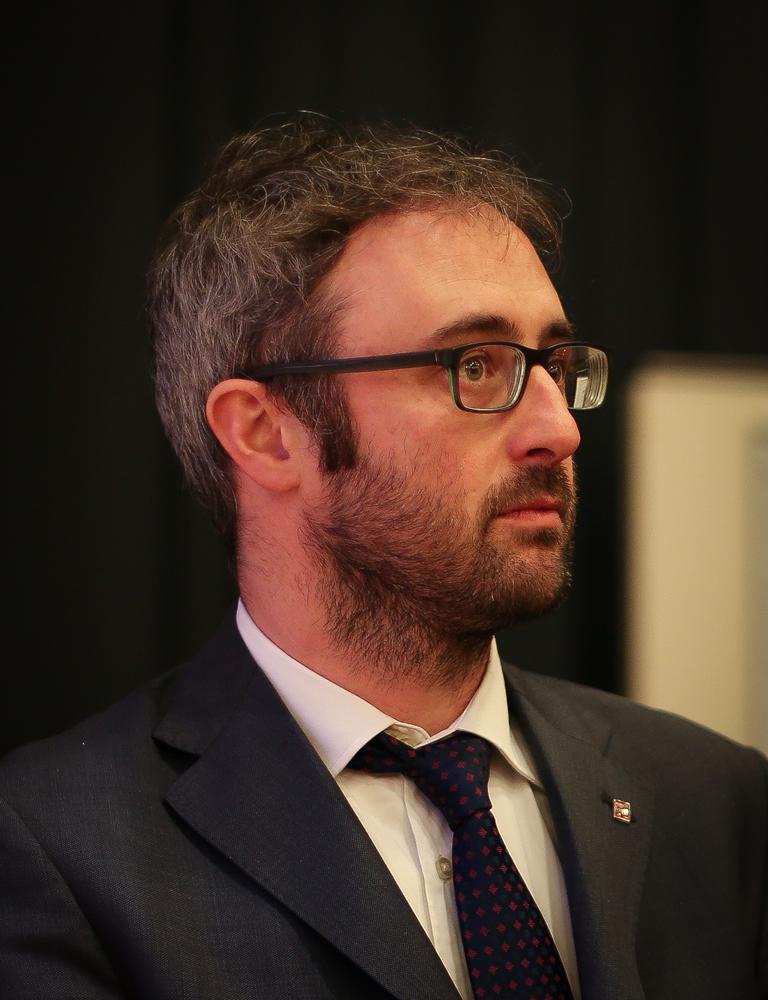 Dr Alessandro Inversini