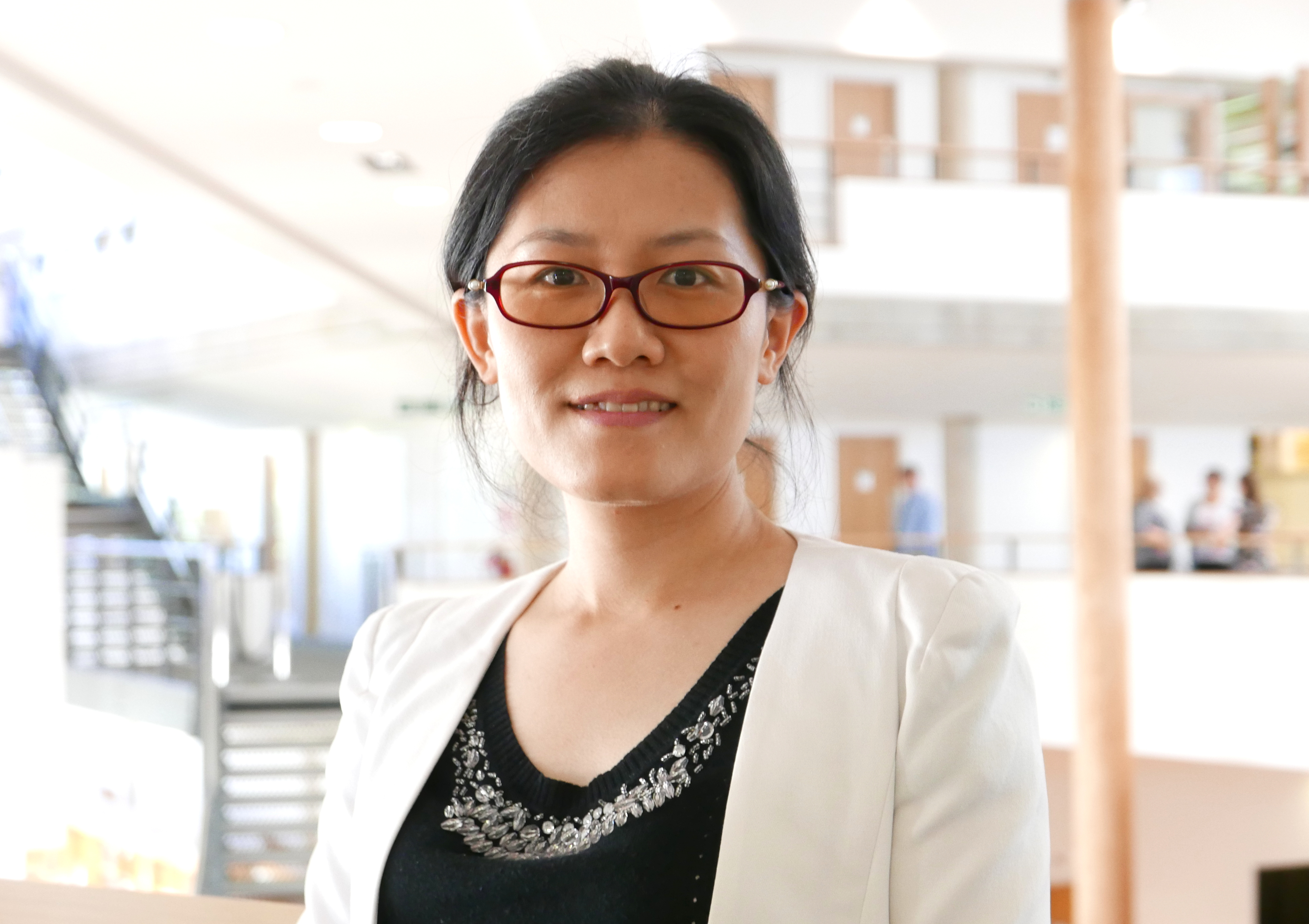 Dr Bing Zhu