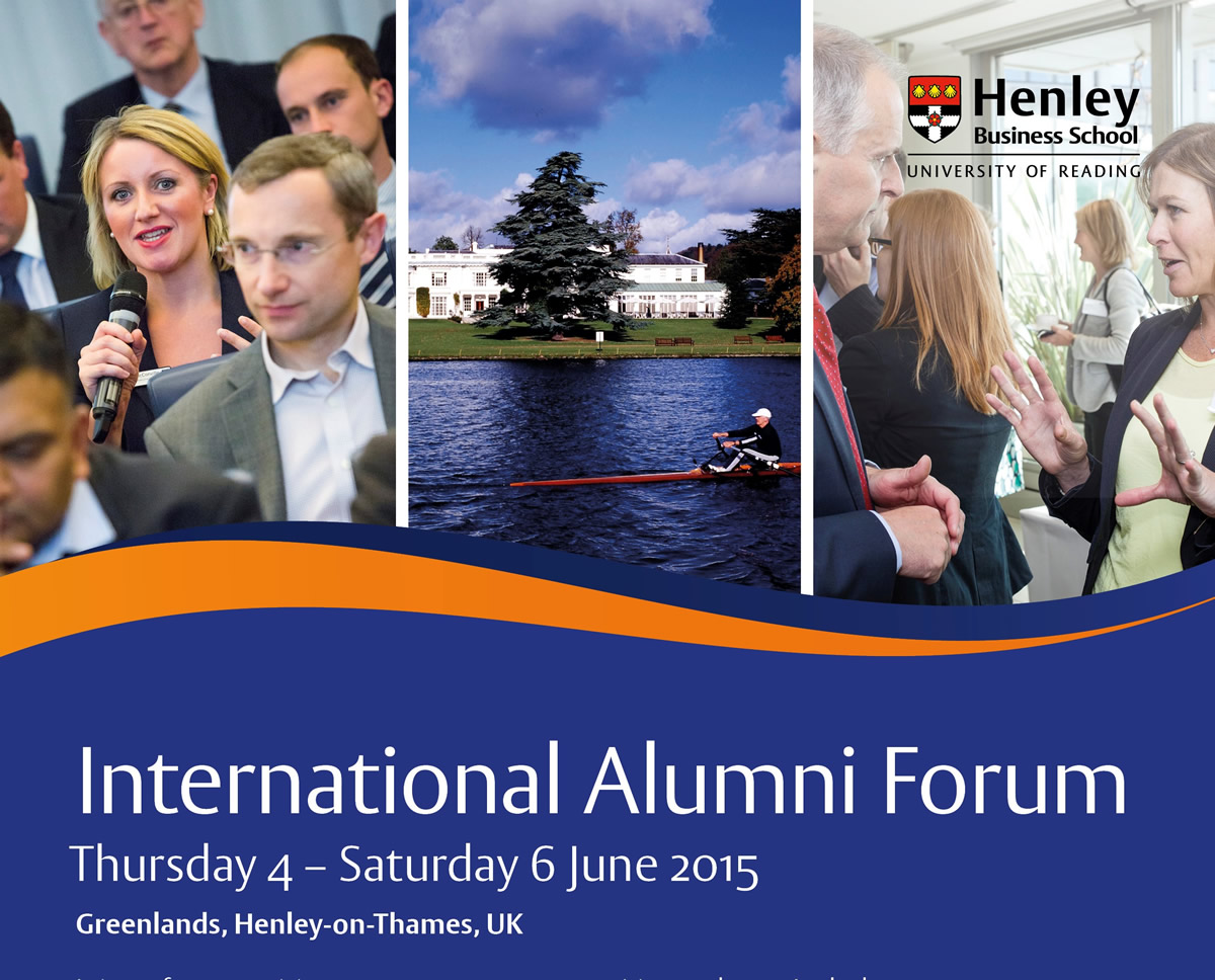 International Alumni Forum