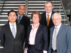 International business takes centre stage