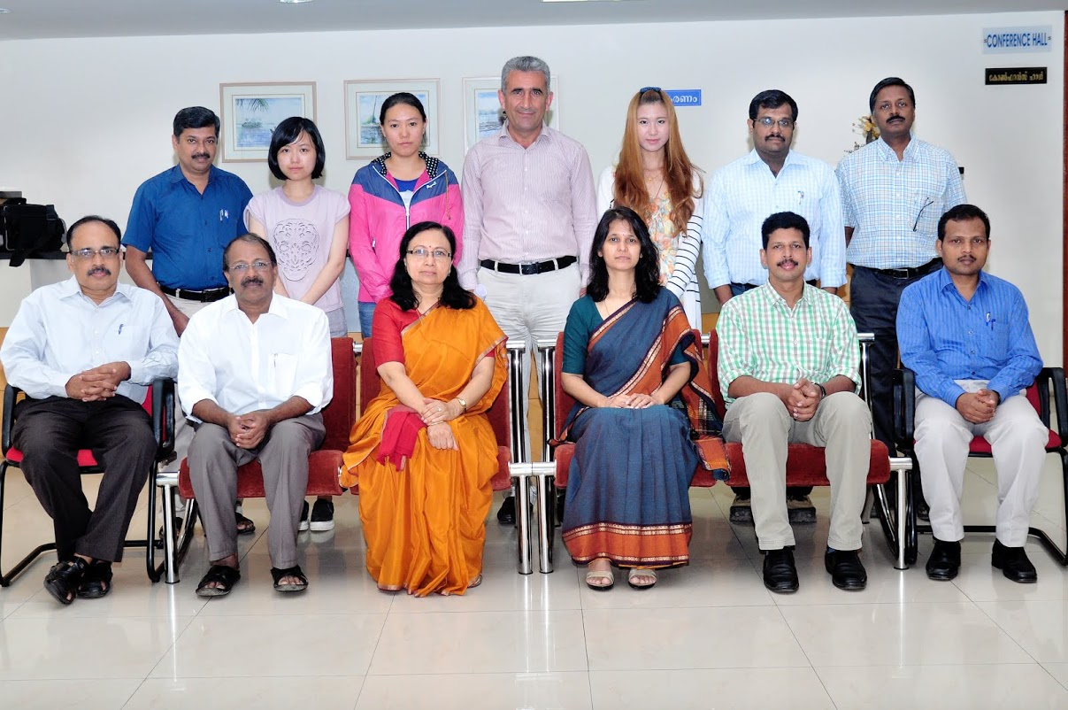 IPSUM students return from work placements in India and Sri Lanka