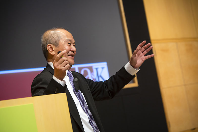 Keynote Lecture: Doing Business In China: It is a question of trust (The Alibaba Story)