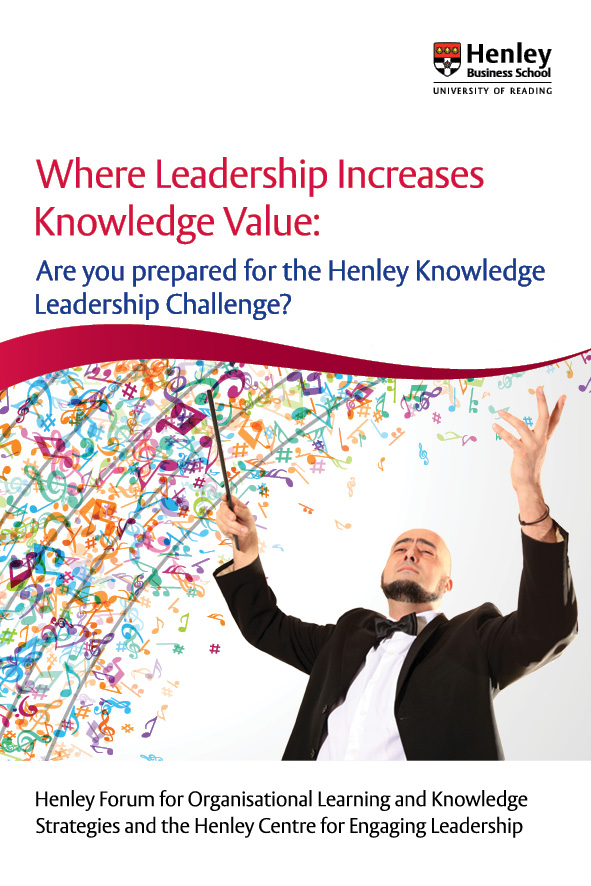 Launch of the Henley Leadership Challenge