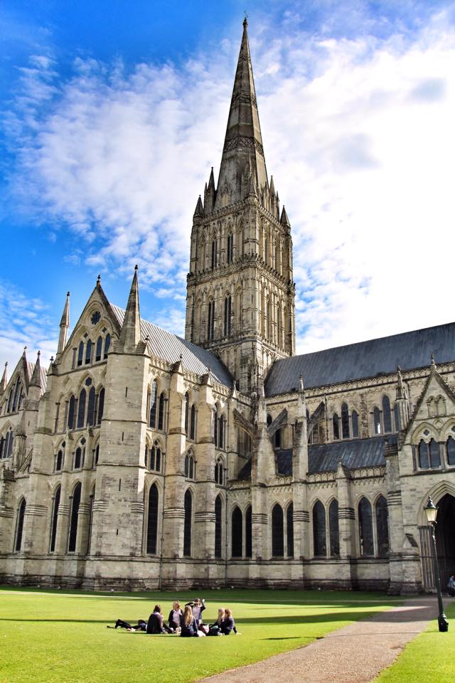 MSc Planning Students Visit Salisbury for Planning and Development Grounding
