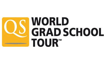 QS World Grad School Tour - Athens