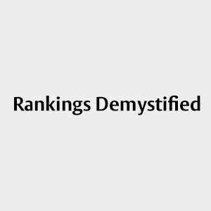 Rankings demystified