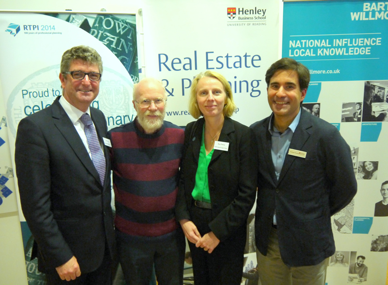 Real Estate & Planning hosts the third Annual Planning Futures Lecture