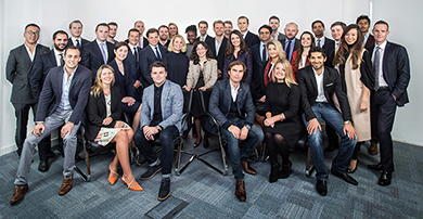 REP Graduates feature on Property Week's 40 under 40 list
