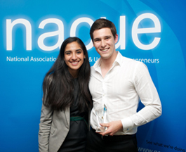 Society wins National Enterprise Award