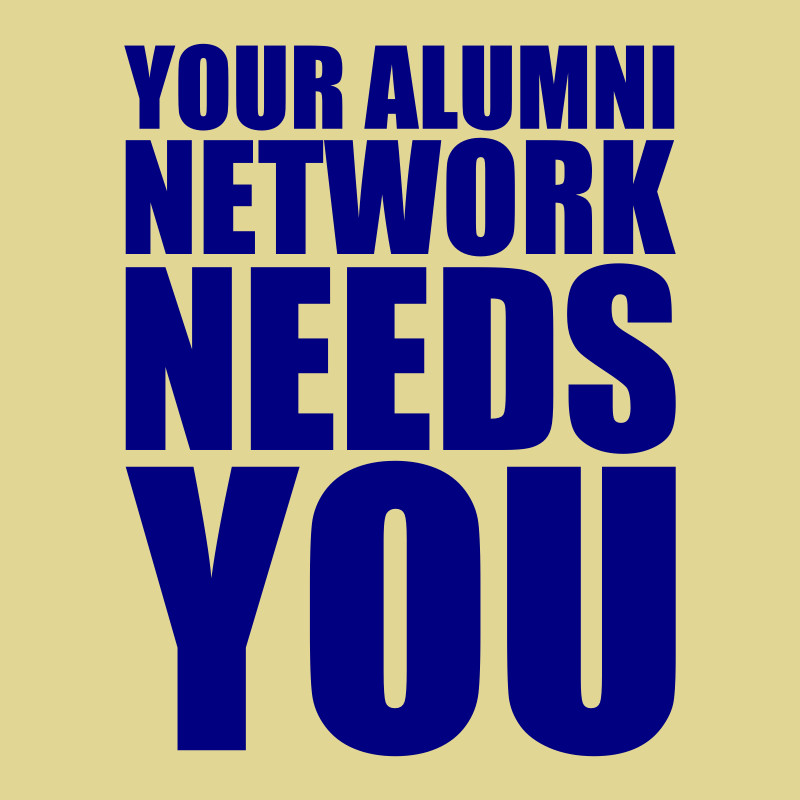 The Henley Alumni Network Needs You