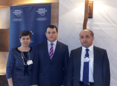 The World Economic Forum Strategic Dialogue on the Future of the South Caucasus and Central Asia