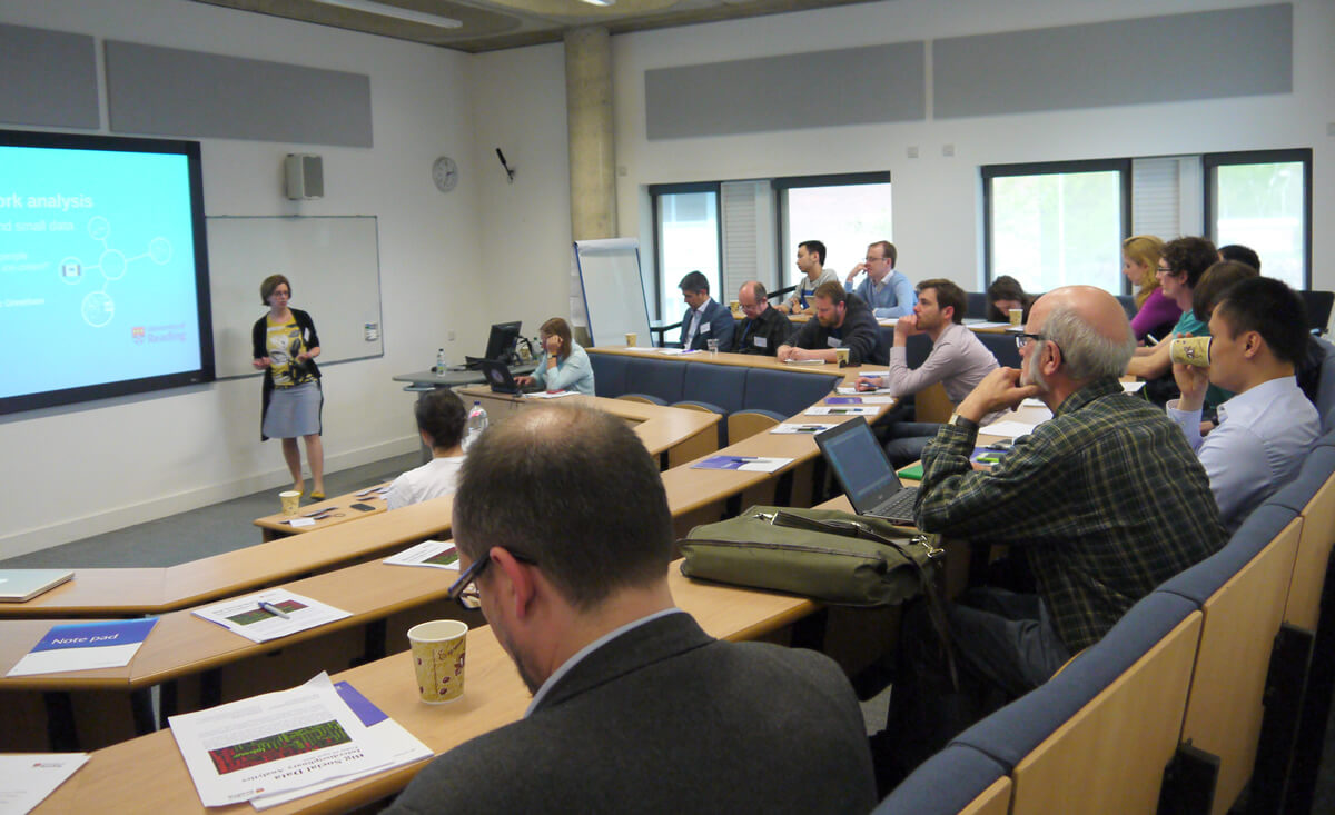 "University's ""Big Social Data"" event held in REP"