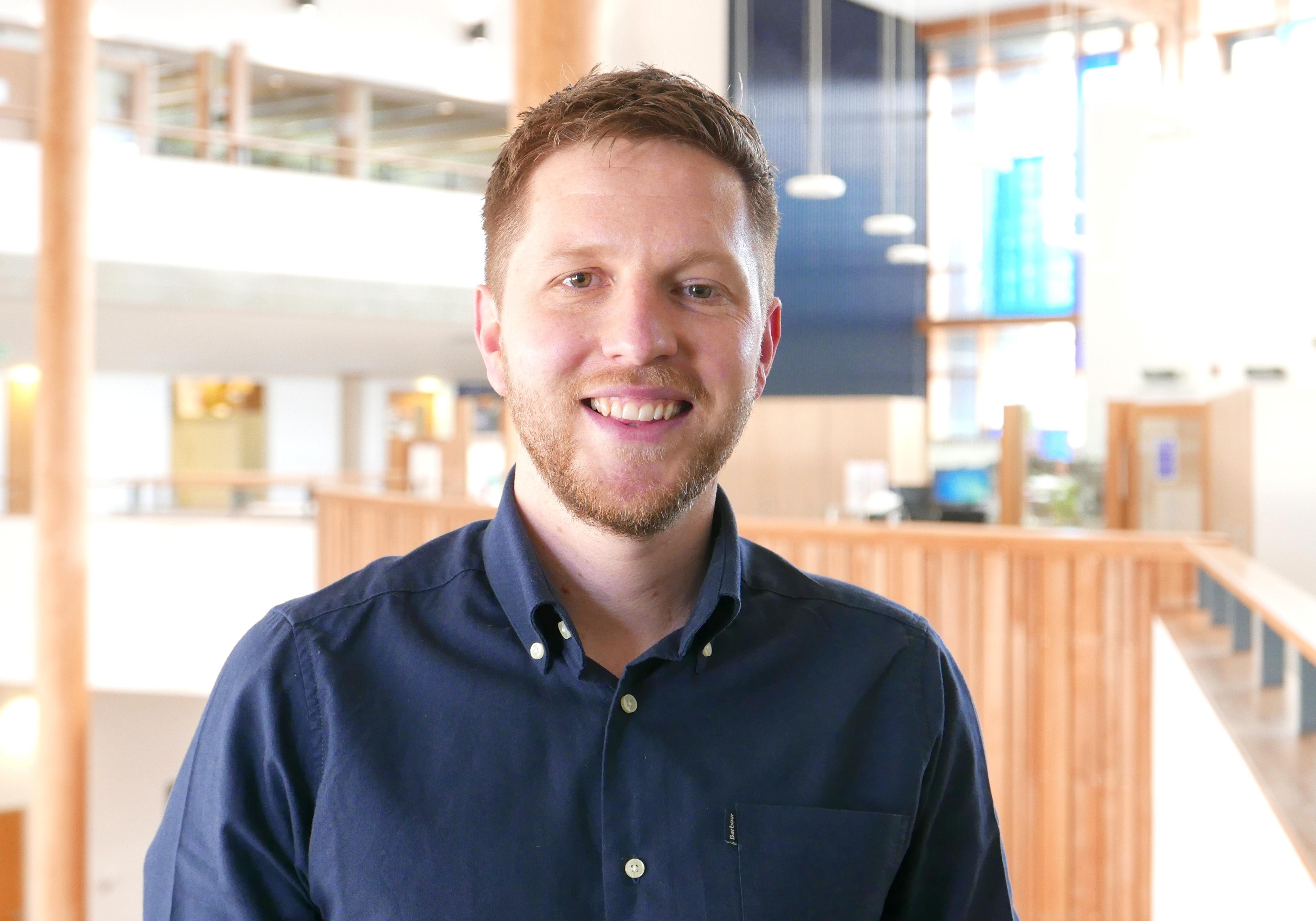 Dr Matthew Wargent