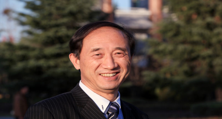 Professor Richard Li-Hua, Visiting Professor