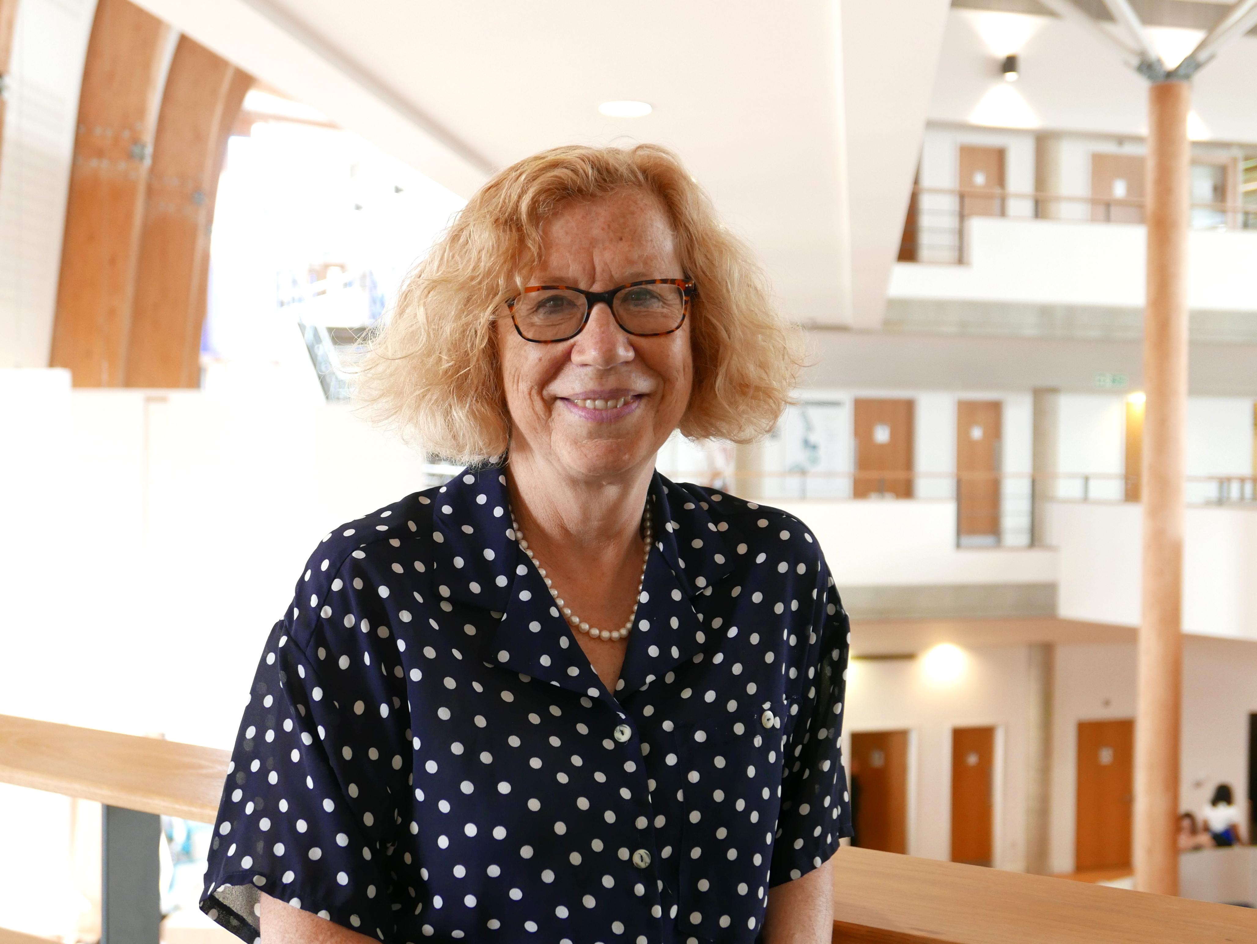 Professor Trudi Elliott