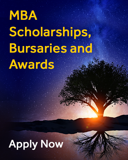 Henley Executive MBA Scholarship ad