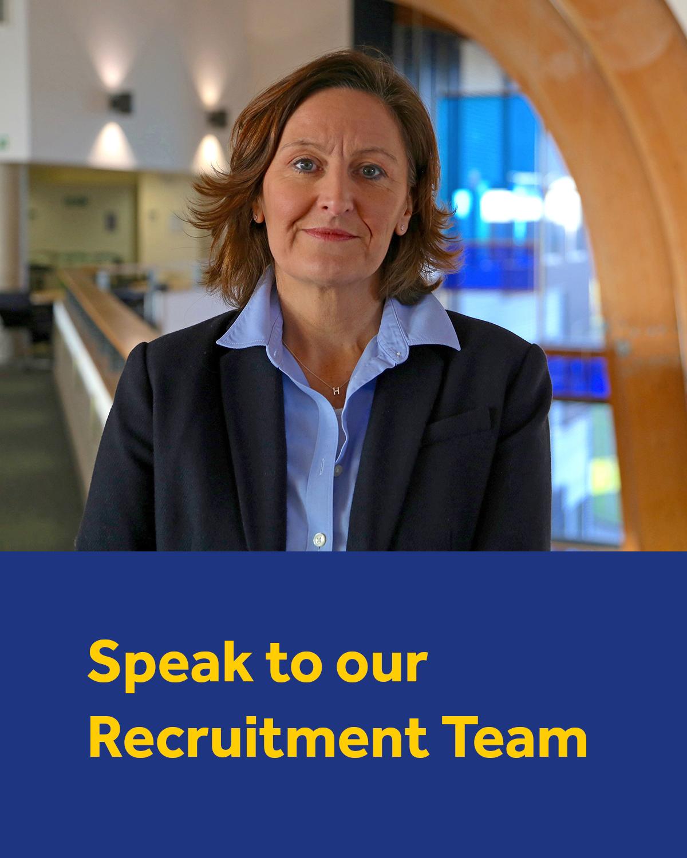 Helen MBA recruitment