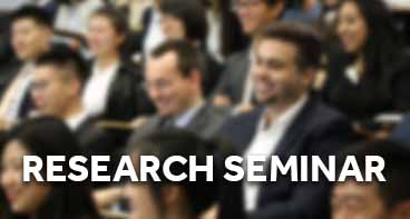 Event Research Seminar