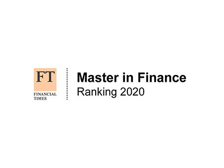 FT Master in Finance 2020