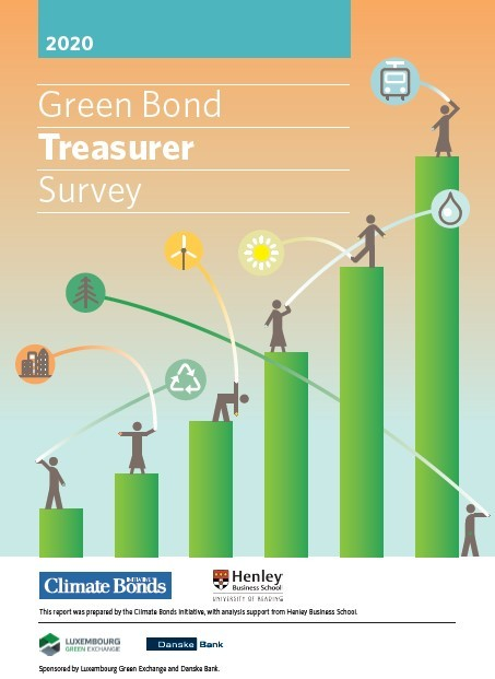 CBI's first Green Bond Treasurer Survey supported by ICMA Centre academics