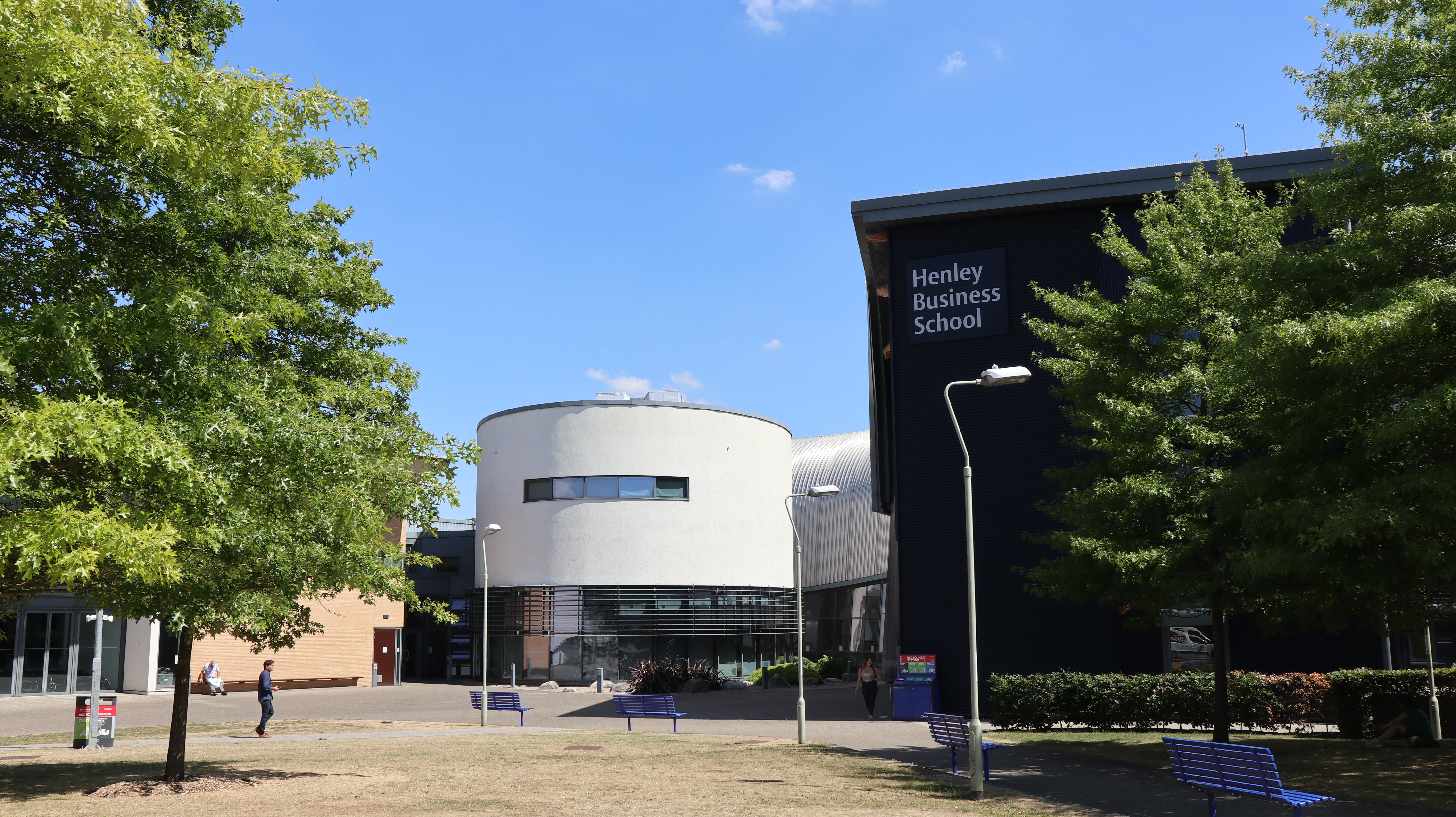 Whiteknights campus and accommodation OPEN for Autumn term 2020